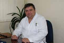 Заведующий консультативно-поликлиническим отделением Геннадий Васильевич КАЛИНЧЕНКО